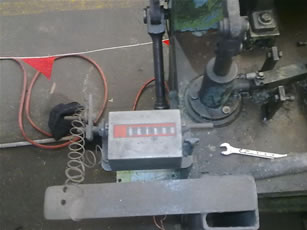 Wire Cut and Straightening Machine